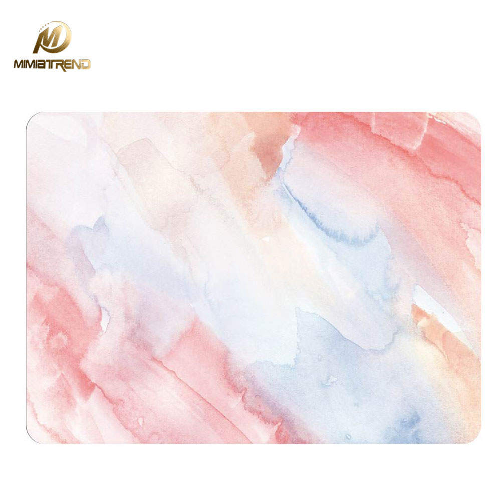 Mimiatrend 3D Laptop Skin Sticker Decal for Apple Macbook Air Pro Retina 11 12 13 15 Inch Protective Cover Skin