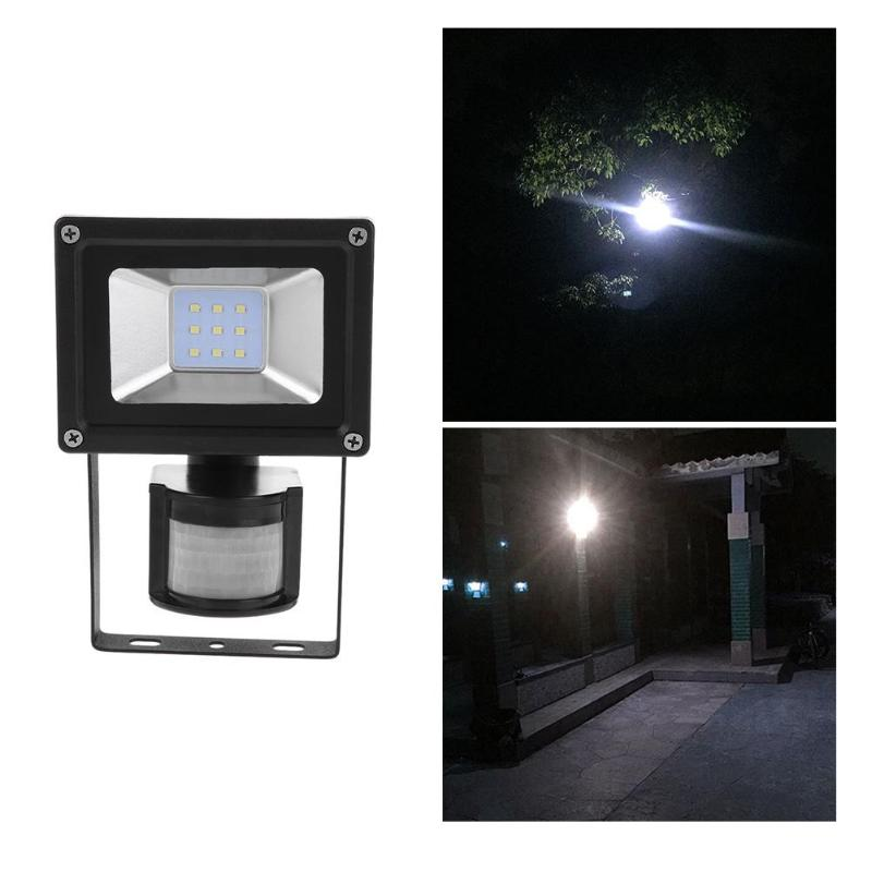 IP65 Waterproof 9LED COB lamp 3W Solar LED Flood Light Auto ON/OFF Outdoor Light for Garden Yard Wall Lamp White/Yellow