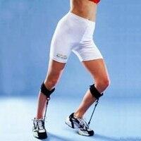 Calf basketball training device leg rope professional tennis ball