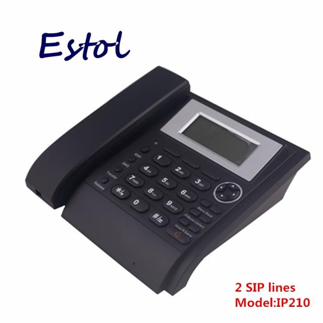 Aliexpress.com : Buy Promotion:2 Sip line VoIP IP Phone,IAX2 account, Asterisk elastix