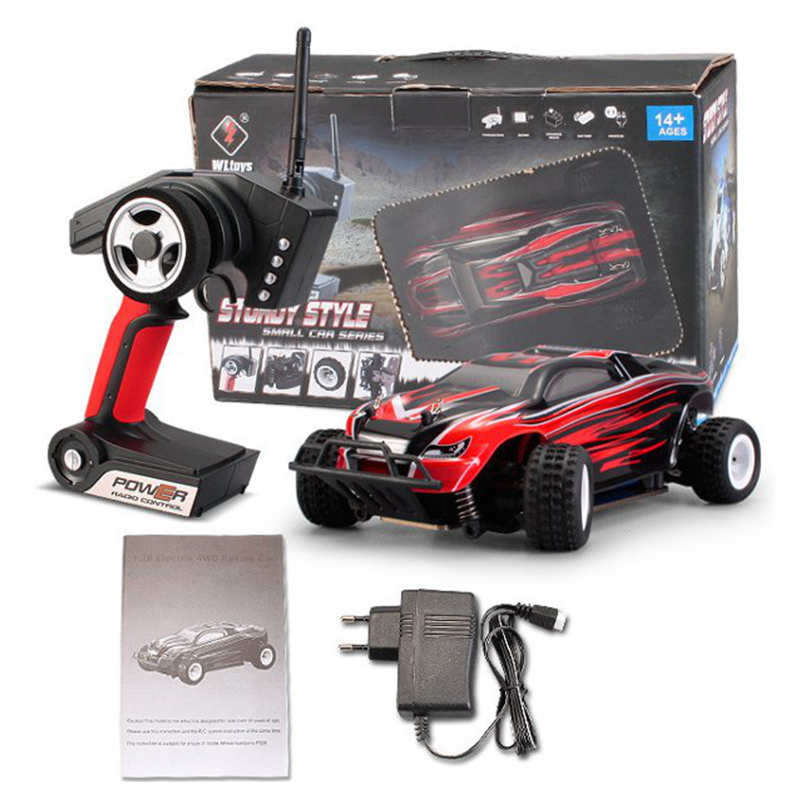 WLtoys P939 1:28 RC car speed truggy 2.4G RTR 4WD with brushless upgrade Leopard Hobby 1625 motor HobbyWing 30A ESC wltoys машина на радиоуправлении 4wd truggy a323