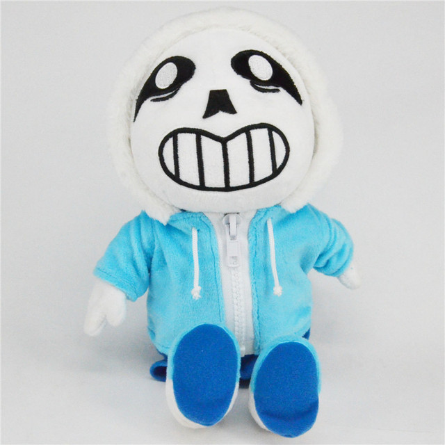 "2016 New Hot 30cm/12"" Undertale Plush Sans Papyrus Undyne Alphys MTT Flower Miss Spider Peluche Toys Dolls Gift for Children"