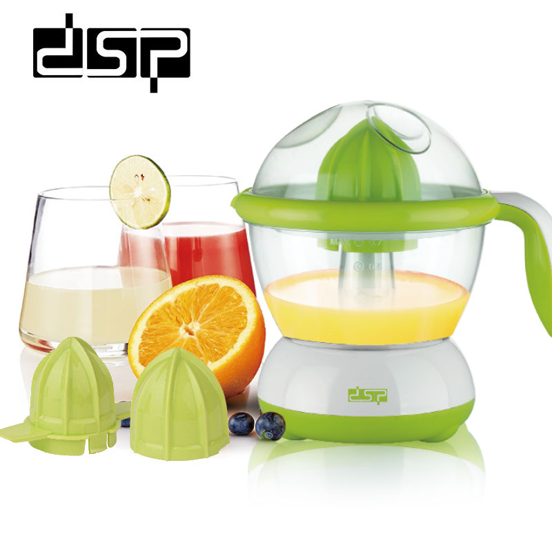 DSP Automatic Electrical Citrus Juicer Orange Lemon Squeezer Juice Press Reamer Machine DIY Fruits Juice Beverage Maker