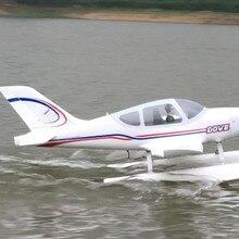 PST-25 25 уровня дистанционное управление Электрический самолет FMS RC самолета на море 1220 мм Тысячелетнего Сокола, сестры