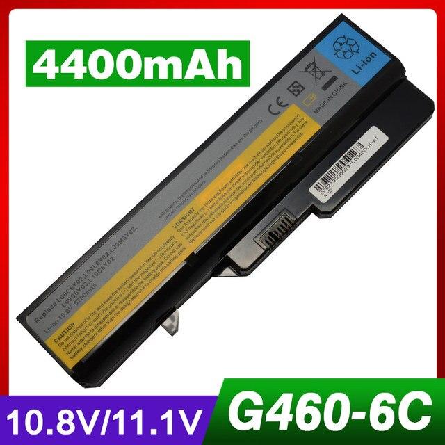 4400 мАч аккумулятор для ноутбука LENOVO IdeaPad G56 B470 B475 B570 E47 K47 G460 G465 G470 G475 G560 G565 G570 G575 G770 G780 V360 V370