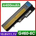 4400mAh laptop battery for LENOVO IdeaPad G56 E47 K47 B470 B475 B570 G460 G465 G470 G475 G560 G565 G570 G575 G770 G780 V360 V370
