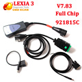 2017 lexia Diagbox V7.83 with 921815C Firmware full chip Lexia3 PP2000 V48/V25 Lexia 3 Diagbox 7.83 For Citroen for Peugeot