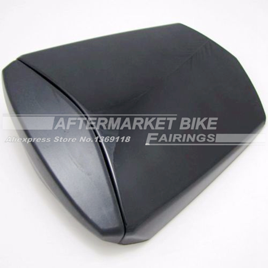 Motorcycle Rear Cowl For Yamaha YZF R6 2003 2004 2005 Motorbike ABS Plastic Seat Cover for ktm 390 duke motorcycle leather pillon passenger rear seat black color