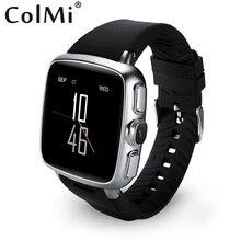 ColMi VS107 Smartwatch CPU MTK6572 512 Mt RAM + 4G ROM Bluetooth Sync Kamera Herzfrequenz Tracker Schieben APP Android Systerm Smartwatch