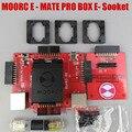 Todo En una caja E-MATE Emate pro caja de E-Socket SOPORTA BGA-153/169, BGA-162/186, BGA-529, BGA-221 CHIP para Riff Box