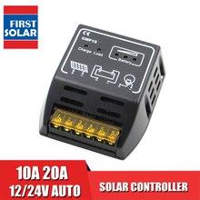 BSV20A CMP12 12 12 в 24 В 20A 10A панели солнечных батарей Контроллер заряда батареи 50 Вт 100 Вт 200 Вт ШИМ регуляторы зарядного устройства батареи