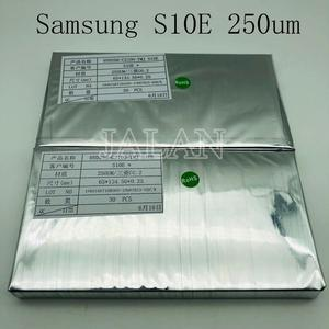 Image 5 - 250um YMJ oca glue use For Samsung S10E front out glass panel oca adhesive laminate lcd repair
