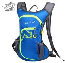 TANLUHU Men Mountain Bike Sports Bags MTB Road Cycling Backpack Running Hiking Rucksack  2L Water Bag Hydration