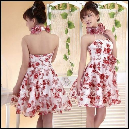 Aliexpress Com Buy New Design Simple But Elegant Short: Free Shipping New Design Elegant Floral Western Country