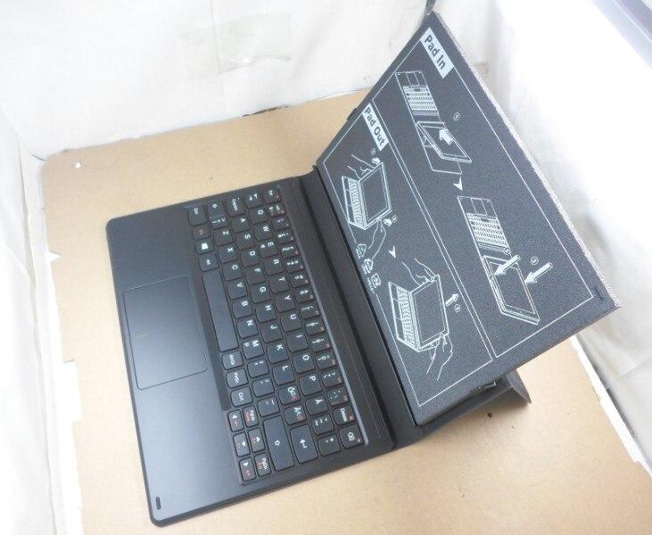 2016 Fashion keyboard case for Lenovo MiiX 3 10  tablet pc for Lenovo MiiX3-1030  keyboard case wireless removable bluetooth keyboard case cover touchpad for lenovo miix 2 3 300 10 1 thinkpad tablet 1 2 10 ideapad miix