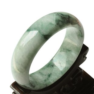 Free shiipping A natural Burmese jadeite bangle bracelet goods Burma bracelet with a certificate genuine myanmar crater natural bracelet bracelet a stock with a certificate js