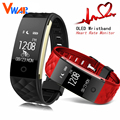 Vwar S2 Smart Band Heart Rate Monitor Sport Tracker IP67 Waterproof OLED Smartband Bracelet For Android IOS Phone Wristband