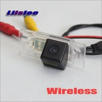 Liislee For Audi A6 A6L S6 A7 S7 2011~2015 Wireless Car Parking Rear View Camera / HD Back Up Reverse Camera / Plug & Play