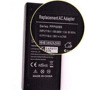 Image 4 - 노트북 충전기 19 V 4.74A 5.5*3.0mm 노트북 노트북 어댑터 samsung R428 R410 R65 R520 R522 R530 R580 R560 R518 R410 R429