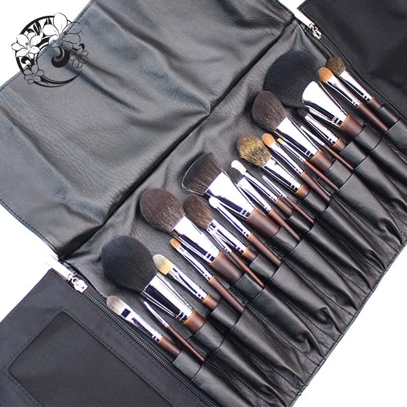 Energía marca profesional 22 piezas Maquillaje cepillo Natural conjunto de pinceles de Maquillaje + bolsa + Brochas Maquillaje Pinceaux Maquillage tm1 - 3