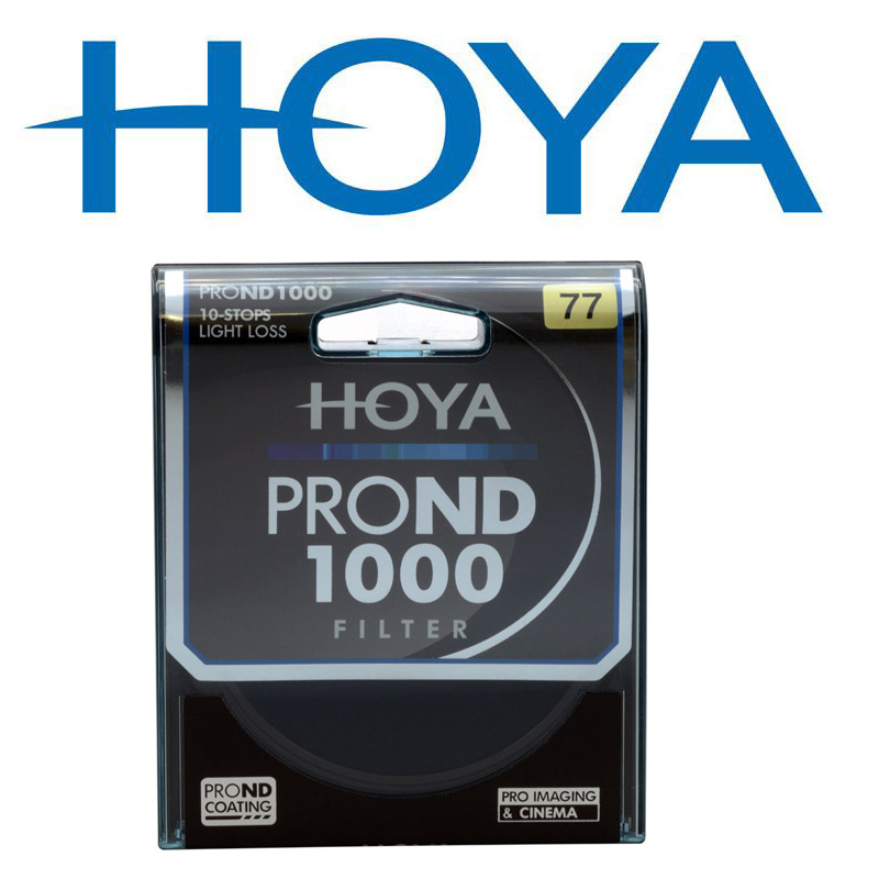 HOYA ND 1000 Filtro 10-Interrompe a Perda de Luz Lente Filtro 62mm 67mm 72mm 77mm 82mm de Densidade Neutra ProND 1000 Filtro de Densidade Neutra