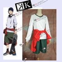 Free shipping K project Yata Misaki Cosplay Costume