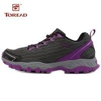 Toread/Женская обувь, новинка 2018, обувь для походов и походов, нескользящая износостойкая обувь, кроссовки, KFFF92356