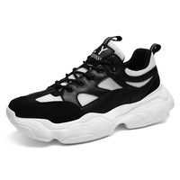 Men's running shoes fashion athletic sneakers jogging shoes gym training shoes