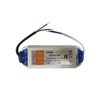 AC voltage 90-240V current 4A led power supply led transformer 12V led driver 48w for led strip mr16 mr11 computer fan
