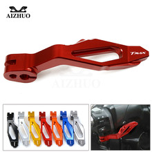 CNC Motorcycle Parking Brake Lever for T MAX 530 T-MAX530 TMAX 530 XP500 2012 2013 2014 2015 TMAX530DX TMAX530SX 2017 2018 motorcycle rear brake disc rotor for y a m a h a xp500 n p r t max 01 03 xp500 t max abs models 08 11 xj600 1984 1991