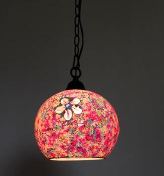 Lightball drei nehmen die glas pendelleuchten korridor kreative schlafzimmer esszimmer wohnzimmer einzigen kopf drop cafe lampe