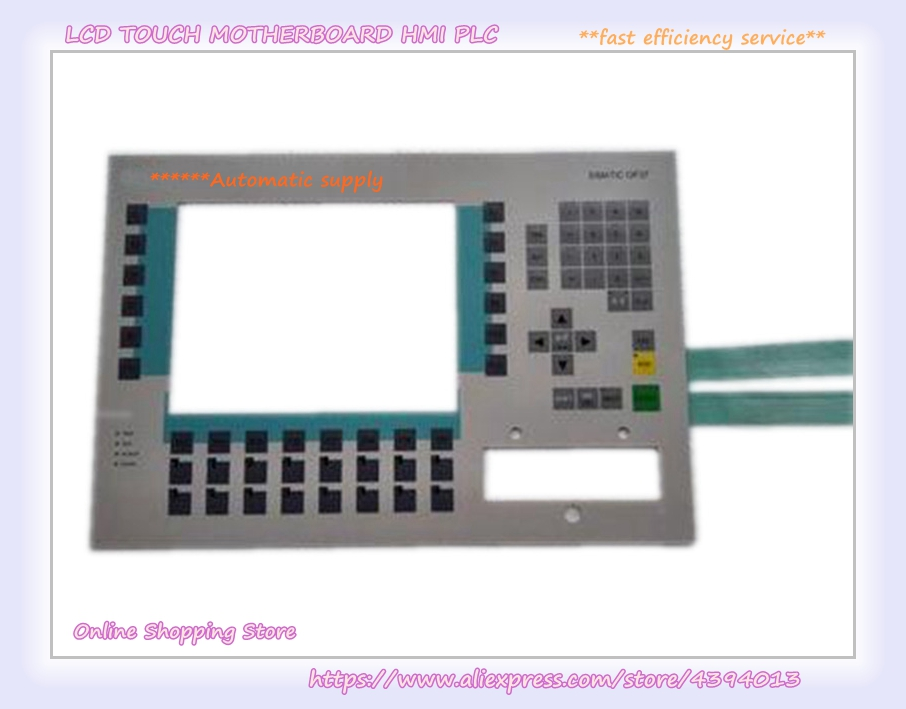 New offer for OP37 6AV3637-1LL00-0AX0 0AX1 key panel