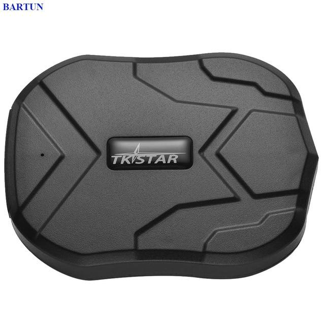 Marca TKSTAR TK905 IP66 Motocicleta Do Caminhão Do Carro Do Veículo Rastreador GPS À Prova D' Água 60 dias tempo de Espera Ímã Poderoso Plataforma Livre