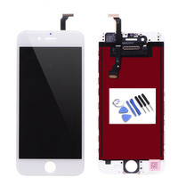 A++ LCD Display Touch Screen Replacement With Digitizer Assembly &Tools For iphone 6 6plus 6 plus free shipping