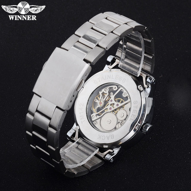 Mechanical watches  6