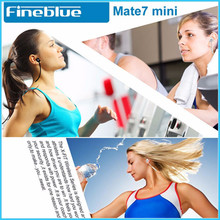 Fineblue MATE 7 mini Wireless Bluetooth Headphones with mic Magnets Stereo Sports Earphones for iphone samsung xiaomi