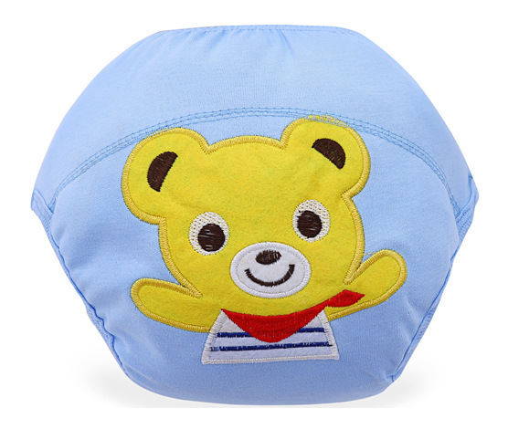 1Pcs Cute Baby Diapers Reusable Nappies