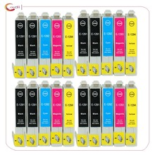 20 PCS Compatible T1291 T1294 T129 E-1291 Ink cartridges for Epson Stylus SX235W SX-235W SX 235W printer inkjet cartridge