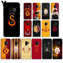 Yinuoda Turkey Galatasaray Special Offer Luxury Phone Case Cover For GALAXY s7 edge s8 plus s9  s6 s10