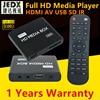 Full HD 1080P Media Player Digital Signage Player Adverting Player Box HDMI AV Output SD MMC