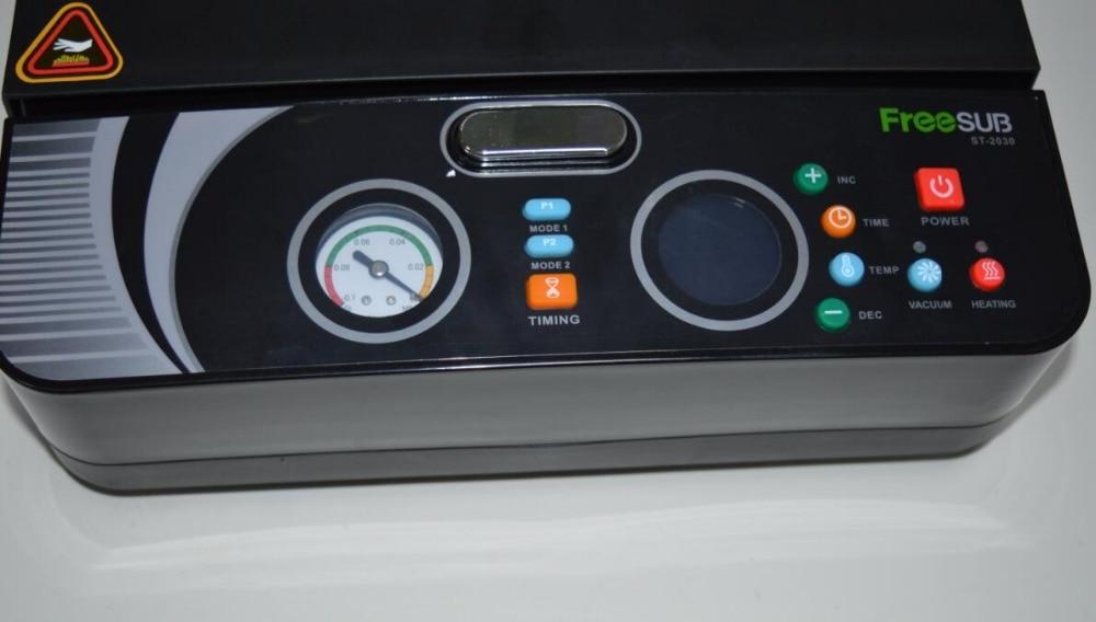 3D sublimación funda para teléfono máquina de transferencia de calor 3D vacío máquina de prensa de calor todo sublimación funda para teléfono s ST 2030 - 3