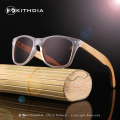 2017 Retro Bamboo Wood Sunglasses Polarized Men Women Brand Designer Sport Goggles Gold Mirror Sun Glasses Shades lunette oculo