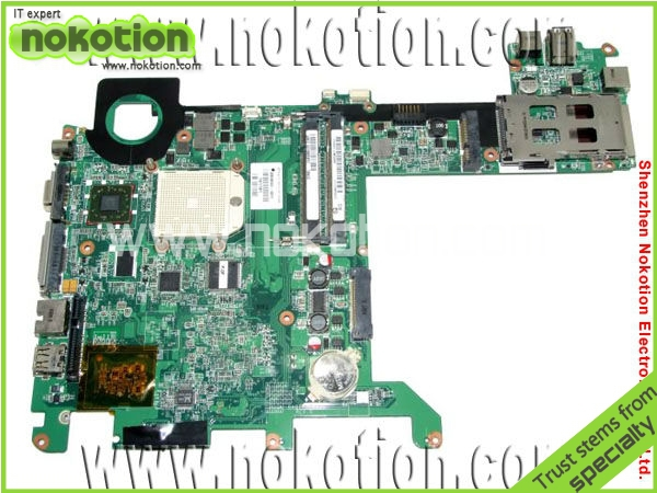 NOKOTION On sale 480850-001 Motherboard for HP TX2500 motherboard SOCKET S1 DDR3 100% full Tested on sale 100