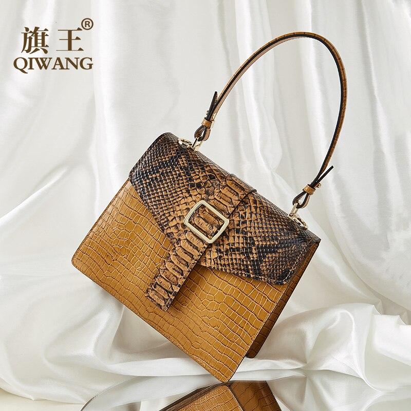 New original handbags For Women Bags Genuine Leather Women Bag Luxury Brand Designer Handbag Small Shoulder