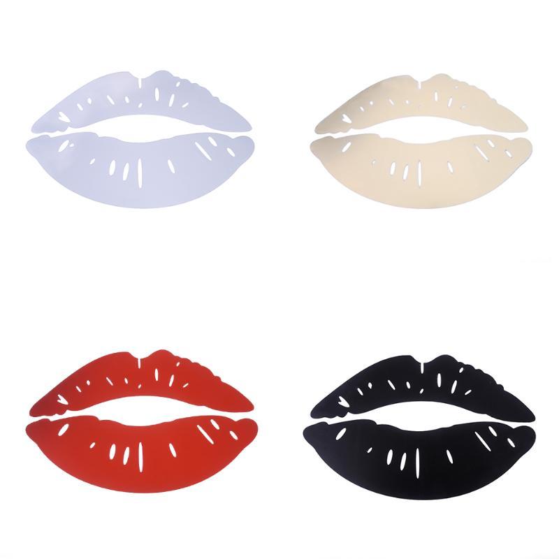 3d mirror kiss lips wall sticker diy acrylic art home room decor