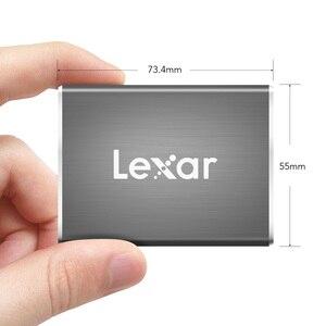 Image 5 - Lexar ssd жесткий диск внешний Портативный твердотельные накопители Дуро экстерно сервер внешний жесткий диск внешний ssd