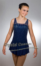 Hot Sales Ice Figure Skating Dress For Women Beautiful New Brand Vogue Figure Skating Dress For Competition DR2790