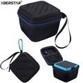 Portátil de viagem carry handle eva hard case suporte do saco bolsa com zíper para anker clássico portátil sem fio bluetooth speaker