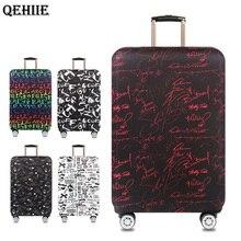 QEHIIE valise housse de protection élastique bagages couverture voyage accessoires 18 à 32 pouces voyage trolley valise pare-poussière