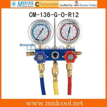 Testing Manifolds CM-136-G-O-R12